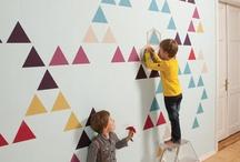 Kid's Deco / Inspirations déco pour les chambres d'enfant