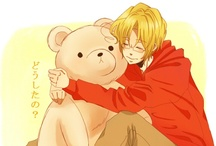 Anime/Manga / Pics of anime I like :)  Includes some yaoi (especially Hetalia-themed). Also a lot of Kuroshitsuji ♥