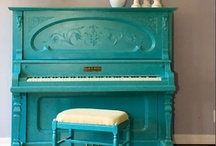 My Music Room / by Marissa Kyser