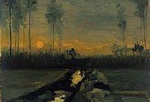 Vincent Van Gogh / Art works