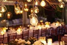 Party food and tables / by Teal Johnson