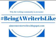 Writing - My True Passion / by S. Alex Martin - Author