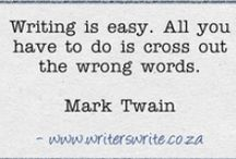 Writing Improvement