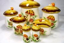 Merry Mushrooms / by Meg Dean