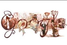 Google Doodles / by Meg Dean