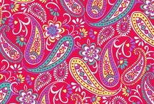 Patterns: Paisley + Flourishes