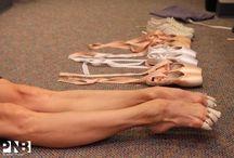 En Pointe / Ballet photos  / by Liliya Radyvonyuk
