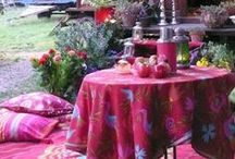 Outdoor Living Spaces / by Ericka Bentson