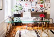 Office space / by Teal Johnson