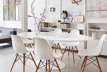 Chic office spaces / Studios, office and places to create!