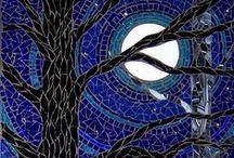 Mosaic / art, stones