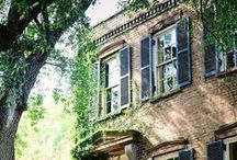 Brownstone living / by Teal Johnson