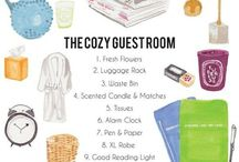 Guest Tips / by Anne Miner