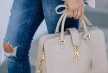 purses & bags / #purses #louisvuitton #michaelkors #chanel #bags #wallet