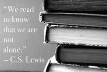 Quote Books / Quotes about books, reading and readers.