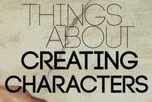 Building Characters / Characters tips