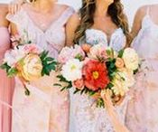 Bridesmaid Attire / Inspiration for your bridesbabes.