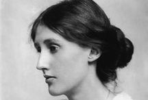 """Virginia Woolf / Adeline Virginia Woolf (1882-1941), British author and Bloomsbury group member, whose works include """"Mrs. Dalloway,"""" """"A Room of One's Own"""" and """"To the Lighthouse."""" www.virginiawoolfblog.com"""