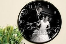For All Time Clocks / These are clocks I have designed for actual clients