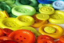 o charme dos botões