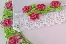 Crochet Edgings / by Jenny Malone