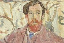 Lytton Strachey / Lytton Strachey: author, Bloomsbury group member and close friend of Virginia Woolf (1880-1932)
