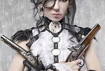 Steampunk / by Kele