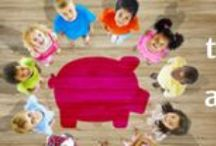 Kids Education / Teaching kids about how to manage money.