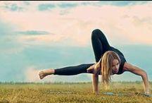 Yoga / by Natalie Baker