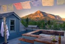Home Away From Home / Some great places to stay or even just admire in the Butte
