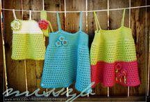 Chrochet baby / Chrochet baby clothes / by Katarina Segerpalm