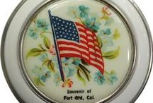 Souvenir US compacts / by Robynn Sheehy