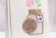 Cards: (3) Flowers! / by Rachel Tolbert