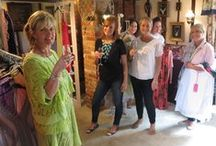 Mandys Heaven Shop UK / Mandy decided to open part of her thatched cottage as a boutique. Friends flocked to experience this new shopping experience, some call it comfort shopping. It's by appointment only to enable Mandy to give that personal attention to each customer. All this served with coffee, cup cakes and in the evenings maybe a glass of Prosecco. It has now become so popular we are launching Mandy's Heaven Online so everyone can enjoy keeping their look stylish but always affordable.