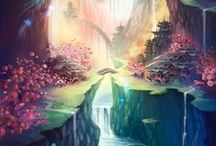 Beautiful / Concept arts