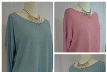 Knitwear and Jumpers / Add some layers to your wardrobe - Let Mandy's Heaven provide some inspiration, woman's clothing