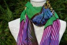 Scarves / Everybody needs a scarf! It makes a perfect accessory and shields you from the chill.