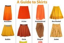 Fashion Infographics / It's all about fashion facts delivered in interesting infographics