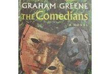 Graham Greene / by Vincenzo Di Nicola