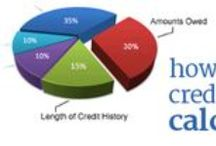 Credit / Learn how to improve your credit or fix or repair it if you have bad credit.