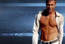 Brad pit / American Actor / by Kathy Jones