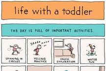Parenting Humor / Things that make us laugh. Let's face it, what we do on a daily basis would be hilarious if it wasn't so exhausting.