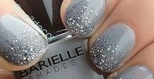 Nails / Nail inspiration and dreams for a nail varnish addict with the shortest nails in history.