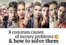 Money & Financial Problems / How to overcome and solve problems with your finances.