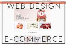 Web Design | E-commerce / Online shops for inspiration