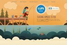 Web Design | Illustration Based Websites