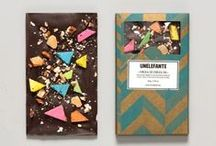 Design Crushes / There are so many chocolatiers out there, and they've all got their own unique style