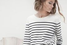 Ahoy There Sailor! / Drop your anchor firmly into Spring style with stunning sailor stripes and beautiful breton.