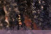 Product DIYs / Sometimes you just have to make your own natural hair products.  I share some of my favorite recipes here.