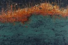 Abstract Art by Patricia Oblack